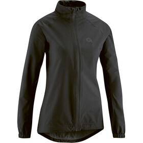 Gonso Sesia Rain Jacket Women, black